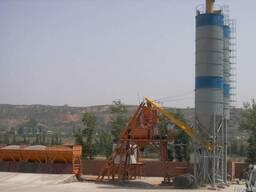 Стационарный бетонный узел HZS 50 (50 м3/час) «Changli» БСУ