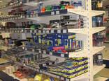 Стеллаж торговый для магазина - фото 3