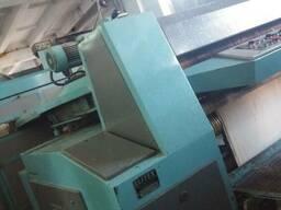 Сушильно-ширильная и стабилизационная машина Elitex