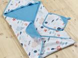 Текстиль для новорождённых - photo 4