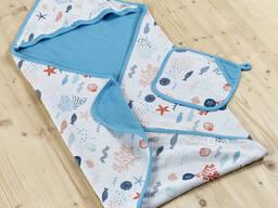 Текстиль для новорождённых - фото 4