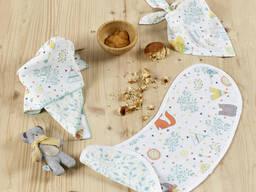 Текстиль для новорождённых - фото 5