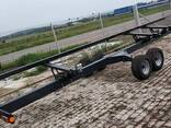 Тележка для транспортировки жаток nardi n40bx в наличии! - фото 1