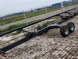 Тележка для транспортировки жаток nardi n40bx в наличии!