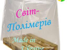 Термоусадочные мешки (пакеты) для упаковки паллет из Украины