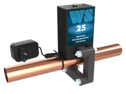 The WS-25 limescale remover for the apartment or small house