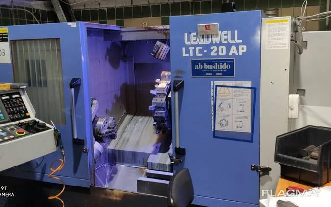 Токарный станок с ЧПУ Leadwell LTC20 AP