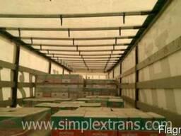 Transport of cargo from Turkey to Tajikistan