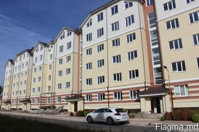 Трехкомнатная квартира, 111 кв. м.
