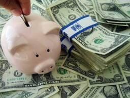 Услуги кредитования/ лизинга