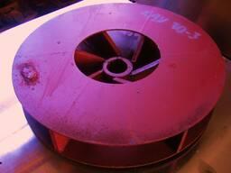 Вентилятор кормодробилки кду-2, рабочее колесо кду-2