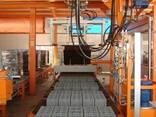 Вибропресс для производства тротуарной плитки U-1500 - фото 5