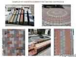 Вибропрессы для производства тротуарной плитки, ЖБИ и др. - фото 7