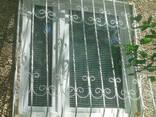 Ворота решетки перила заборы навесы - фото 3