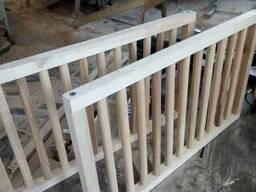 Ящик деревянный - фото 3