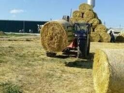 Захват для тюков на любой трактор или погрузчик - фото 2