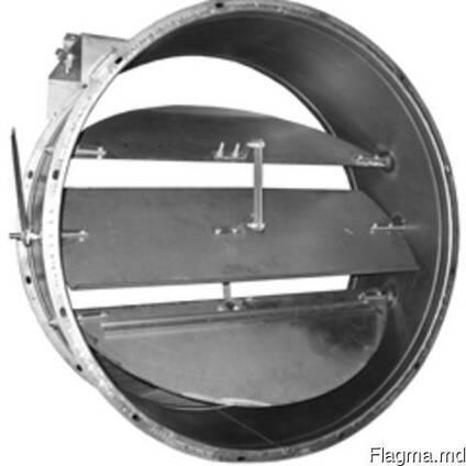 Заслонки воздушные типа АЗД любых типоразмеров от произв.