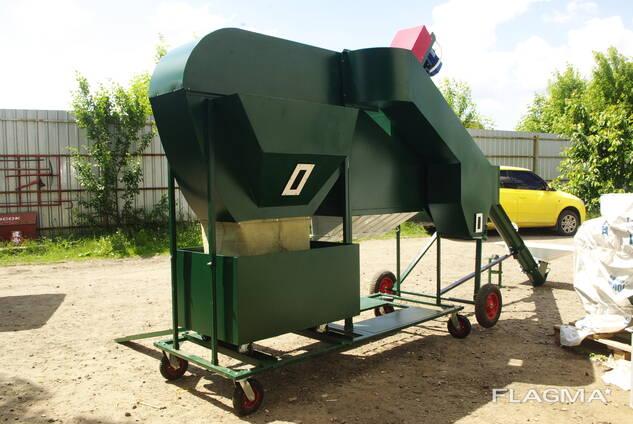 Зерноочистительное оборудование ИСМ-5 ЦОК | очистка зерна