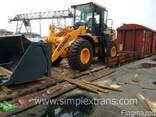 Железнодорожная и морская перевозка дорожной и строительной - фото 3