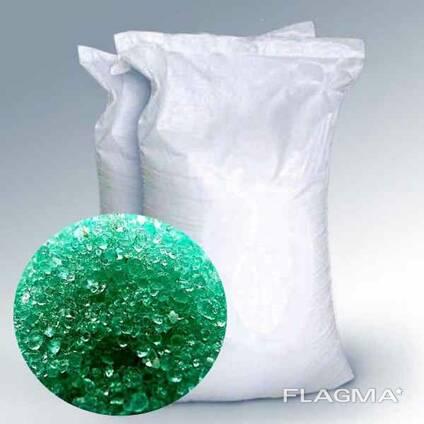 Железный купорос (сульфат железа(II), железо(II) сернокислое)